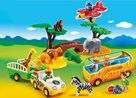 Velké africké safari 5047 - Playmobil