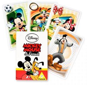Černý Petr Mickey Mouse