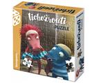 Lichožrouti Hihlík a Žiletka puzzle 100 dílků