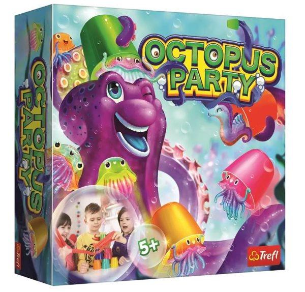Octopus Party společenská hra