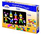 Magnetické puzzle Děti Detoa