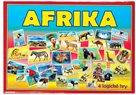 Logické hry Afrika v krabičce