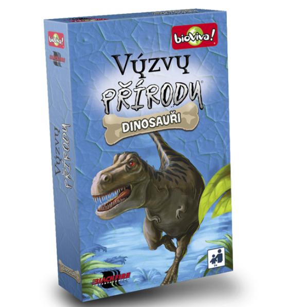 Výzvy přírody - dinosauři