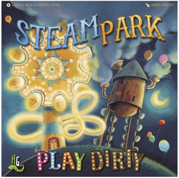 Steam Park Play Dirty