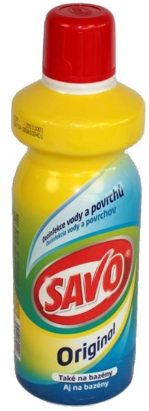 SAVO originál - 1 l