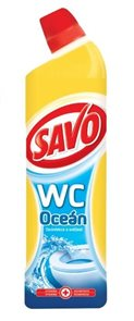 SAVO WC 750 ml - oceán
