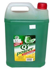 Q power Na nádobí 5 l - citron