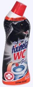 Fixinela WC gel - extra silná 750 ml