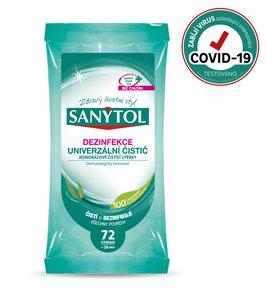Sanytol dezinfekční utěrky 24 ks