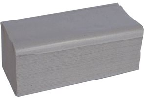 Z-z papírové ručníky - šedé (250 ks)