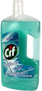 CIF Brilliance universální čistič 1 l - oceán