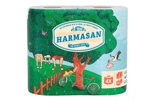 Harmasan Toaletní papír 2vrstvý (4x21m)