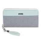 Dámská peněženka velká - Grey Mentol