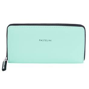 Dámská peněženka velká - PASTELINi zelená