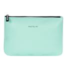 Kosmetická taška plochá - PASTELINi zelená