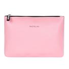 Kosmetická taška plochá - PASTELINi růžová