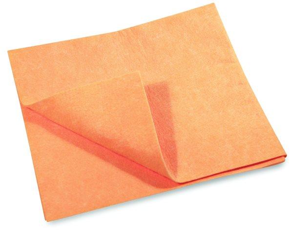 Hadr na podlahu Petr 60x70 cm/170 g - oranžový