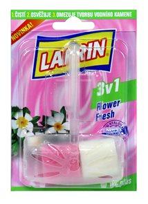 Larrin WC plus závěs do WC - květiny