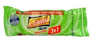 Larrin WC plus náhradní náplň - citron