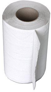 Smartline Midi papírové ručníky v roli 2 vrstvé - šedé - 1 role