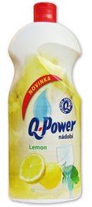 Q Power na nádobí 1 l - citron