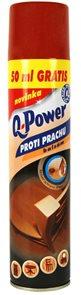 Q-Power sprej proti prachu 300ml - balsam