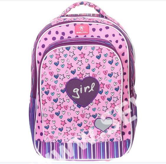 4c93afe62e3 Školní batoh Belmil - Trendy Girl