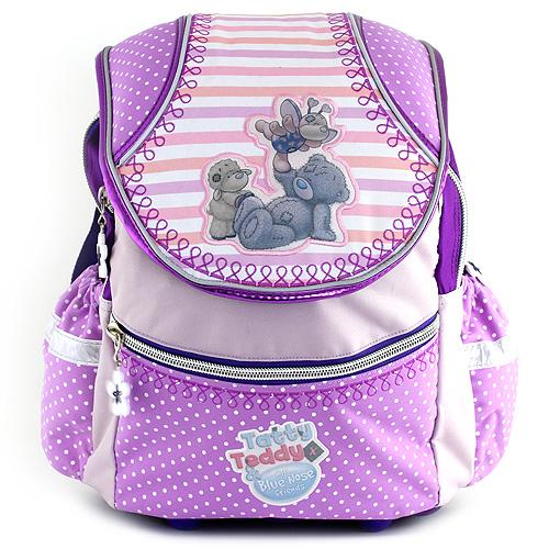 Školní batoh - Me to You - fialový, Doprava zdarma
