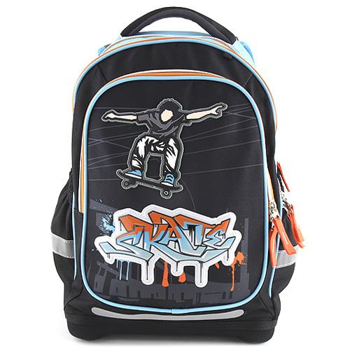 Školní batoh Target - 3D Skate