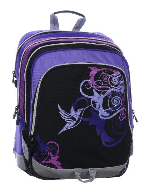 Školní batoh Bagmaster - S1A 0115B, Doprava zdarma