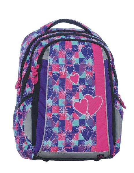 Školní batoh Bagmaster - School 0115A, Doprava zdarma