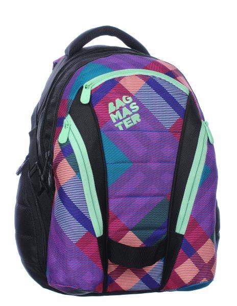Studentský batoh Bagmaster - BAG 0115A , Doprava zdarma