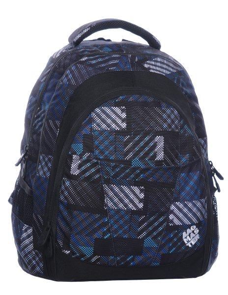 Studentský batoh Bagmaster - DIGITAL 0215B, Doprava zdarma