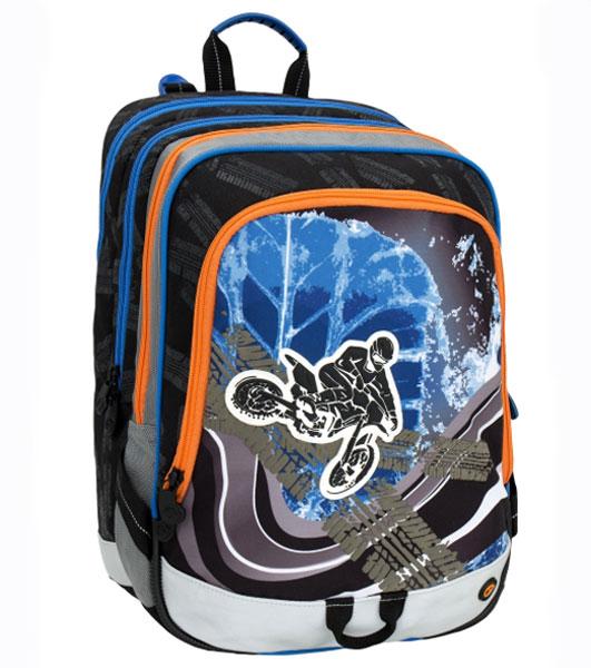Školní batoh Bagmaster - ALFA 6C, Doprava zdarma