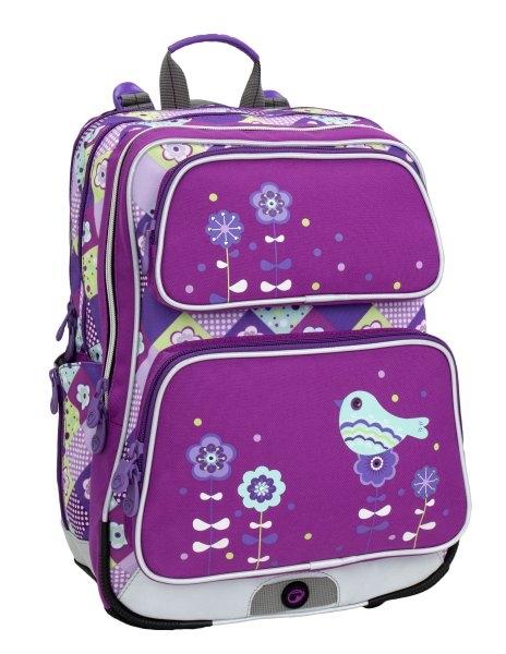 Školní batoh Bagmaster - GALAXY 6A, Doprava zdarma