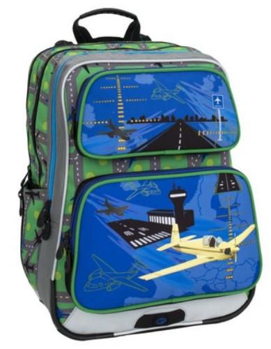 Školní batoh Bagmaster - GALAXY 6C, Doprava zdarma