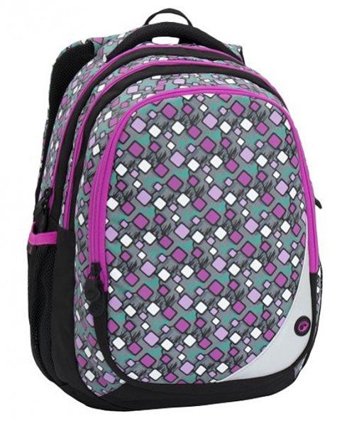 Školní batoh Bagmaster - MAXVELL 6A