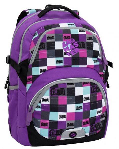 Školní batoh Bagmaster - THEORY 6A, Doprava zdarma