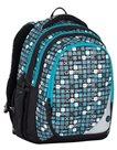 Školní batoh Bagmaster - MAXVELL 7 B BLUE/GREY/BLACK