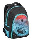 Studentský batoh Bagmaster - DIGITAL 9 A BLUE/RED/BLACK