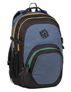 Studentský batoh Bagmaster - MATRIX 9 B BLUE