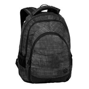 Studentský batoh Bagmaster - DIGITAL 20 E BLACK/GRAY