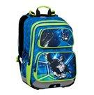 Školní batoh Bagmaster - GEN 20 B BLUE/GREEN/BLACK