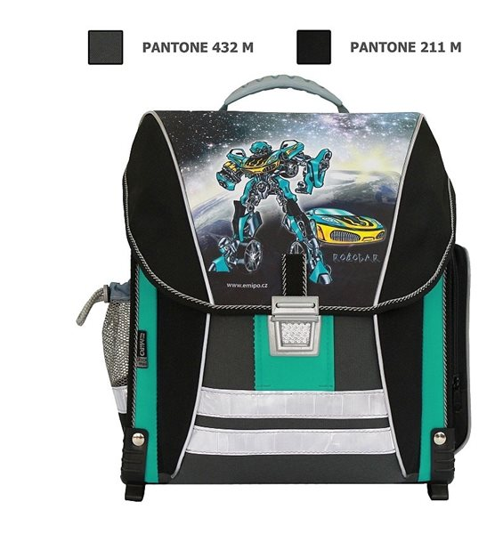 Školní batoh Emipo - Robocar