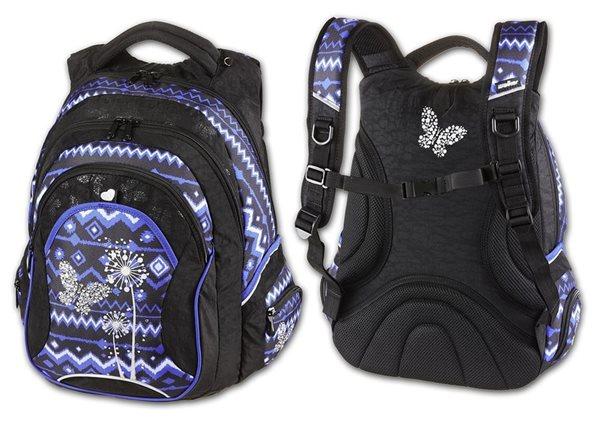 Studentský batoh Walker - Paradise modrý, Doprava zdarma