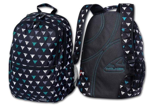 Studentský batoh Walker - Classic Triangel
