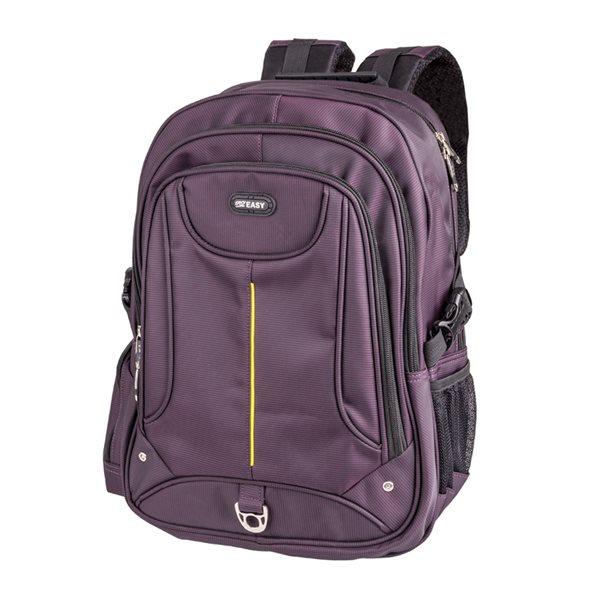 Studentský batoh Easy - fialový