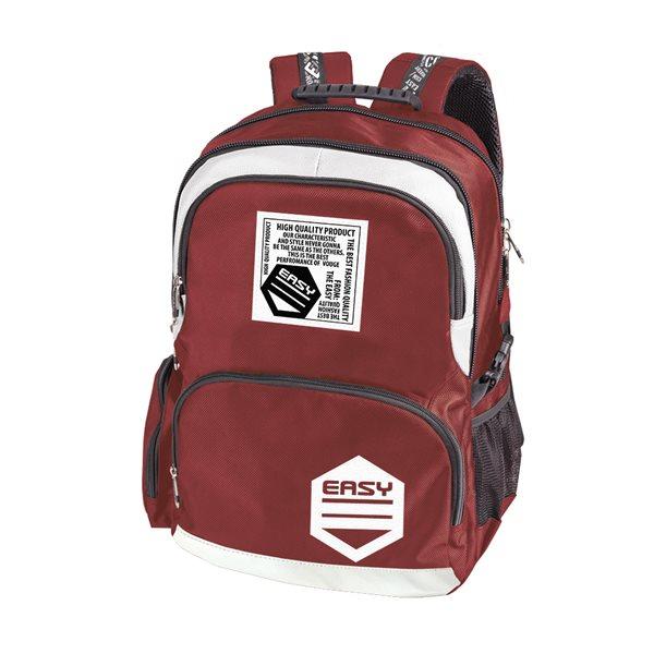 Studentský batoh Easy - červený