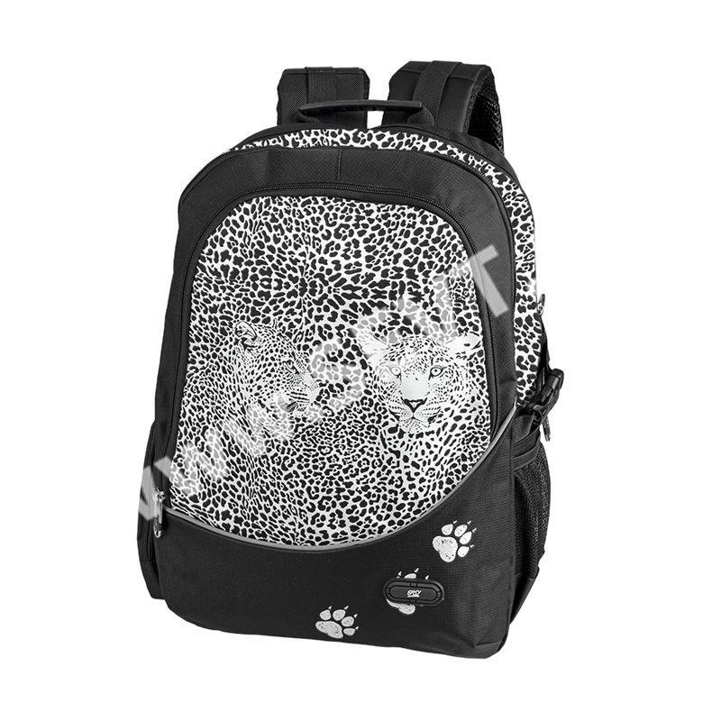 Studentský batoh Easy - Levhart - SEVT.cz 9d9a736358