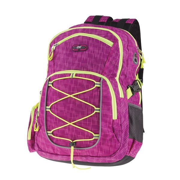 Studentský batoh Easy - růžová